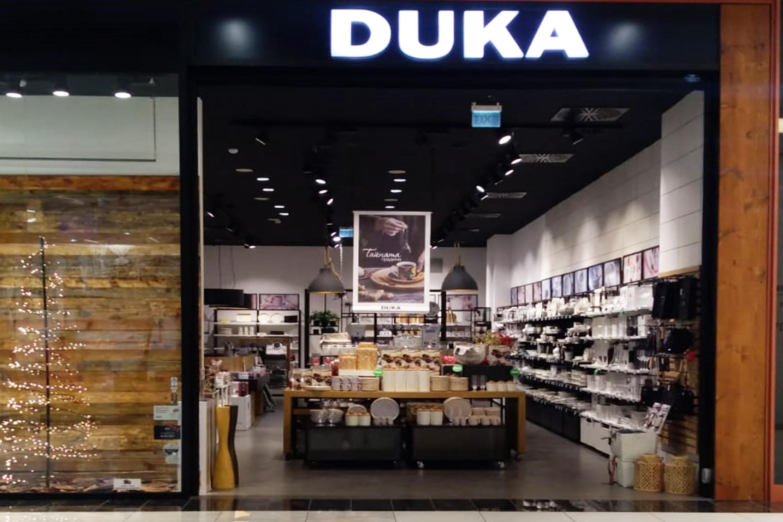 Магазин DUKA Paradise