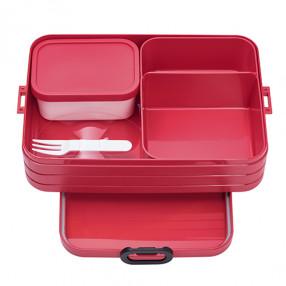Кутия за храна MEPAL Lunchbox Take a Break, червен