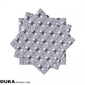 Салфетки 20 бр. DUKA FIKA 33x33 см.