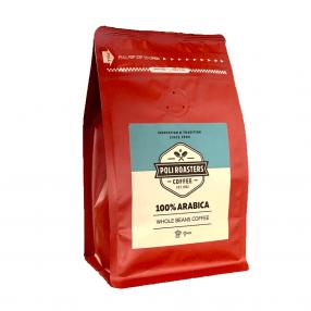 Кафе за еспресо POLI ROASTERS 100% ARABICA 0.250 гр.