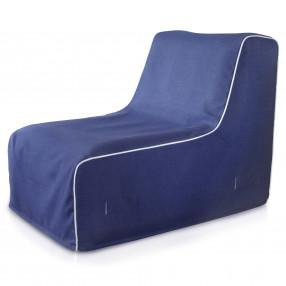 Надуваем фотьойл DUKA SOMMARFEST 90x60x70 см.