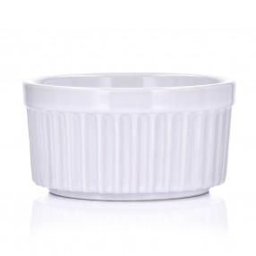 Форма за печене DUKA BRULEE, бял