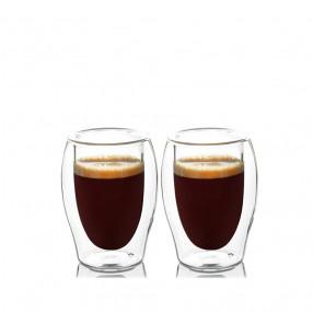 Чаши с двойно дъно 2 бр. DUKA LISE