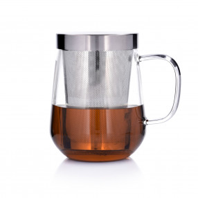 Чаша със запарка за чай DUKA RITUAL 600 мл.