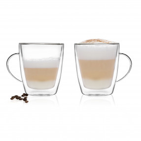 Чаши с двойно дъно DUKA LISE 300 мл.