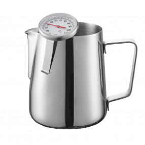 Кана за мляко с термометър DUKA BARISTA 500 мл.