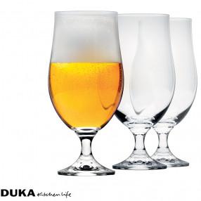 Чаши за бира 6 бр. DUKA AURA