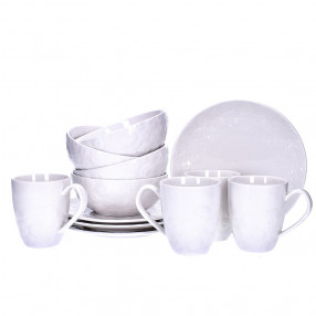 Комплект за закуска 12 бр. DUKA SARA