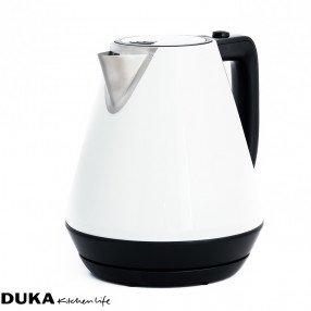 Електрическа кана DUKA BOSSE 1,7 мл., бял