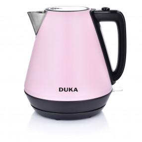 Електрическа кана DUKA BOSSE 1,7 мл., розов