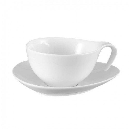 Чаша с чиния DUKA TIME 180 мл.