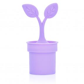 Запарка за чай дърво DUKA KRUX, лилав