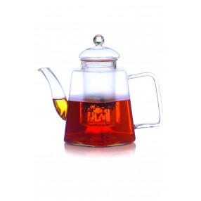 Чайник за запарване на чай DUKA TEA TIME 1200 мл.