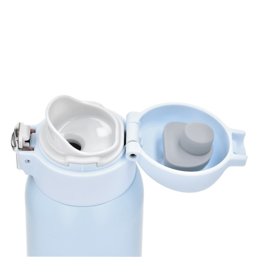 Термо чаша DUKA TRAVEL 350 мл., светлосин