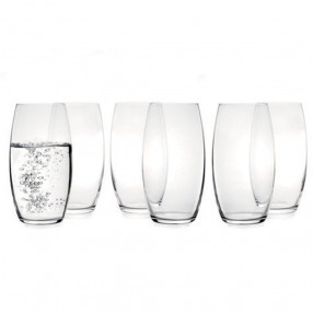 Чаши за вода 6 бр. DUKA SIDA 550 мл.
