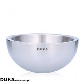 Стоманена купа DUKA DROM 20см