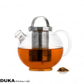 Чайник за запарване на чай DUKA TEA TIME 600 мл.