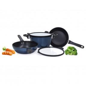 Сет за готвене 5 части DUKA INDYGO