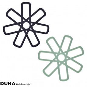 Поставки за горещи съдове 2 бр DUKA SILCTOOL 15,5 см.