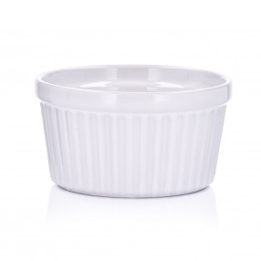 Форма за печене DUKA NIKLAS 9 см., бял