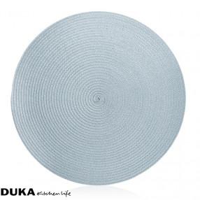 Подложка за хранене DUKA KIMKA 38 см., светлосин