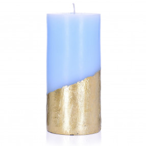 Свещ DUKA BLIXTA 15 см., син