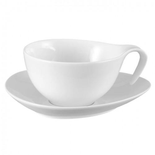 Чаша за чай с чиния DUKA TIME 400 мл.