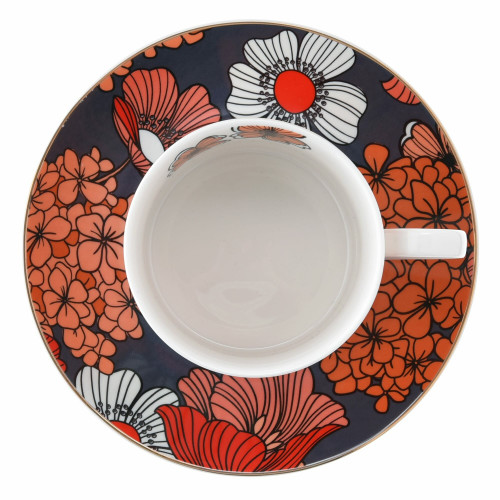 Сет чаша с чиния и чиния DUKA VALLMO