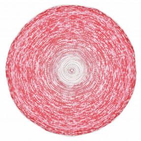 Подложка за хранене DUKA FALSTERBO 38 см., розов