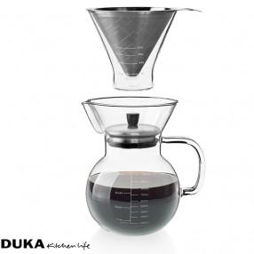 Комплект за кафе 4 части DUKA DRIP