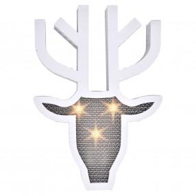 Декорация елен с LED лампи DUKA BLIXTA 30 см.