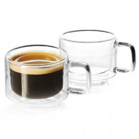 Чаши с двойно дъно DUKA SVEN 2 бр. 65 мл.