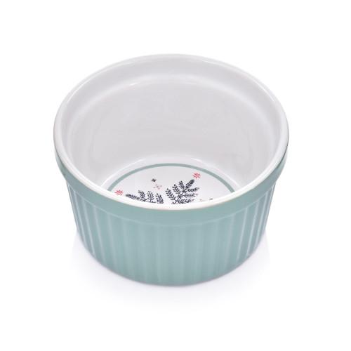 Форма за печене DUKA NIKLAS FOLK 9 см., зелен