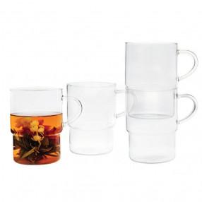 Чаши за чай 4 бр. DUKA STAPEL 400 мл.