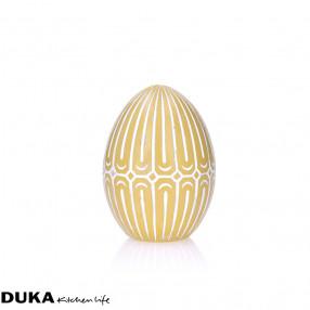 Декоративно яйце DUKA NATURLIGA 10 см.