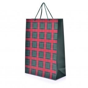 Торба DUKA JUL SCOT 40x29 см. ,зелен