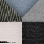 Подложка за хранене DUKA KIMKA 30x45 см.,бял