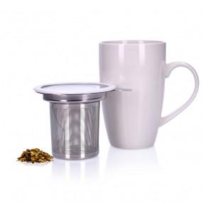 Чаша със запарка за чай DUKA TEA TIME 300 мл.