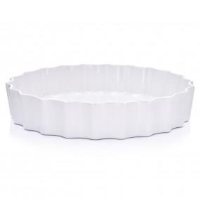Форма за тарт DUKA NIKLAS 30 см., бял
