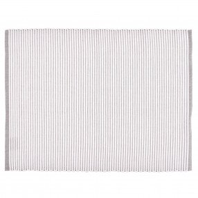 Подложка за хранене DUKA RIB 48x36 см., бял